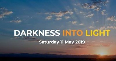 Darkness Into Light Luxembourg – Saturday 11 May 2019