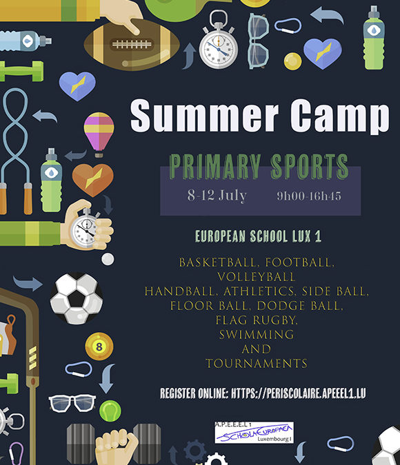 Sports Summer Camps in the Primary School