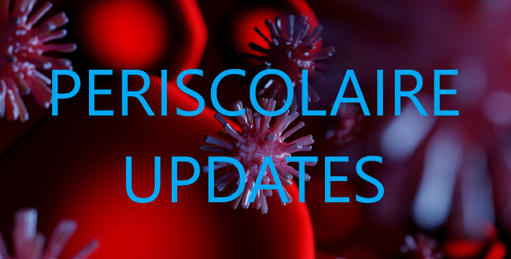 COVID-19: updates regarding périscolaire activities