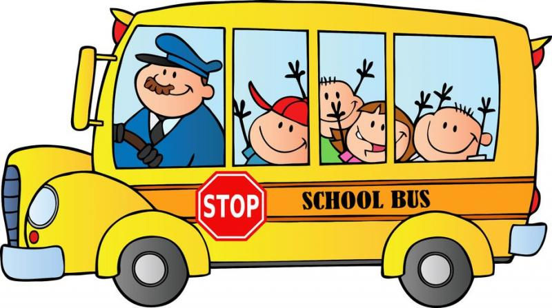 VDL School bus No 83 – new timetable