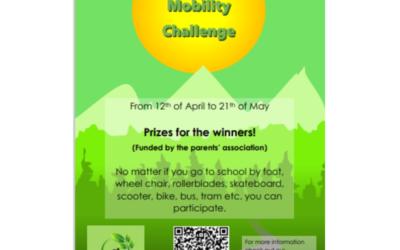 Eco Mobility Challenge 12.04.21- 21.05.21